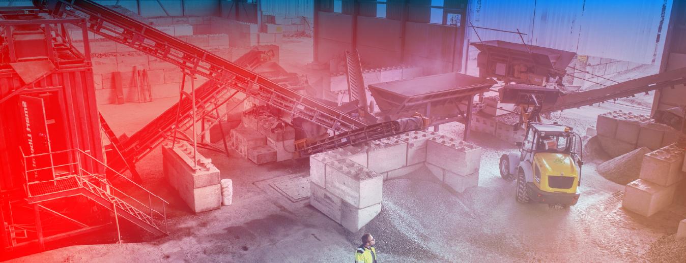 Circulair beton Urban Mining