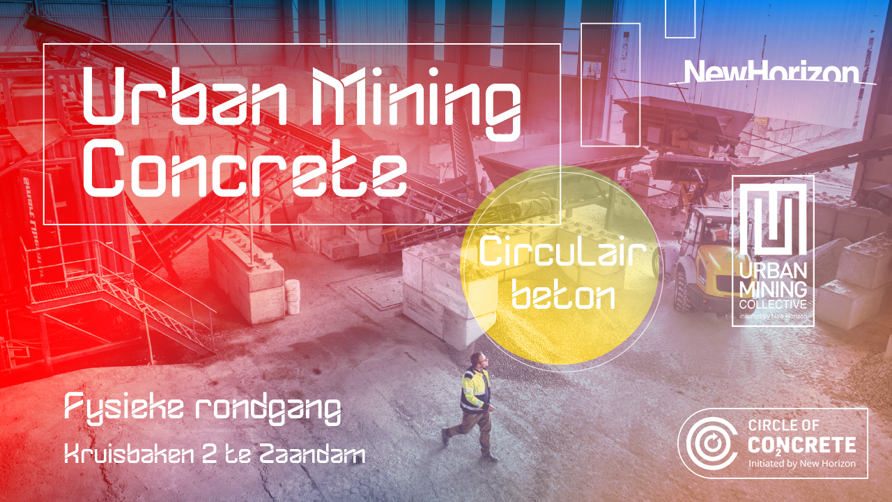 Urban Mining Concrete