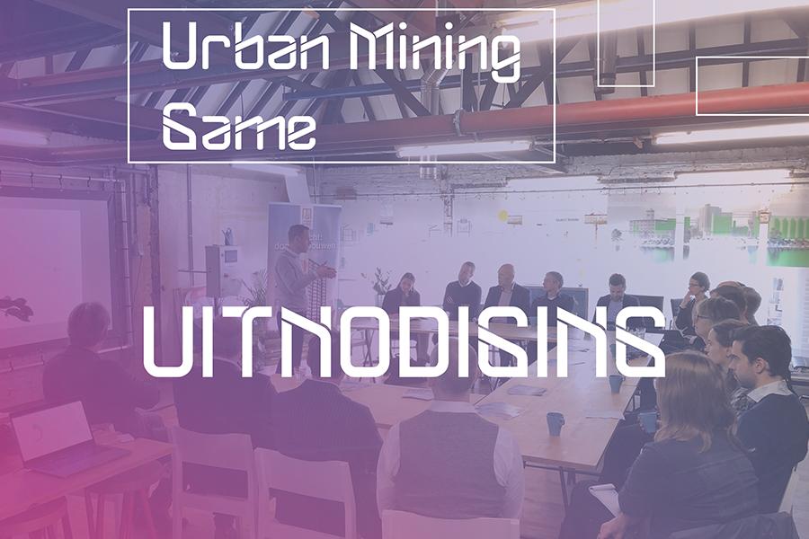 Urban Mining Game New Horizon