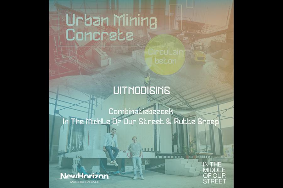 MOOS Urban Mining Concrete